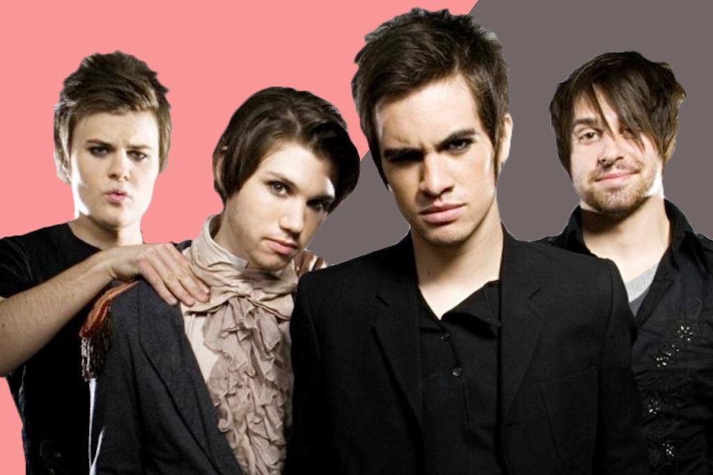 متن و ترجمه آهنگ های پنیک! ات د دیسکو - Panic! at the Disco