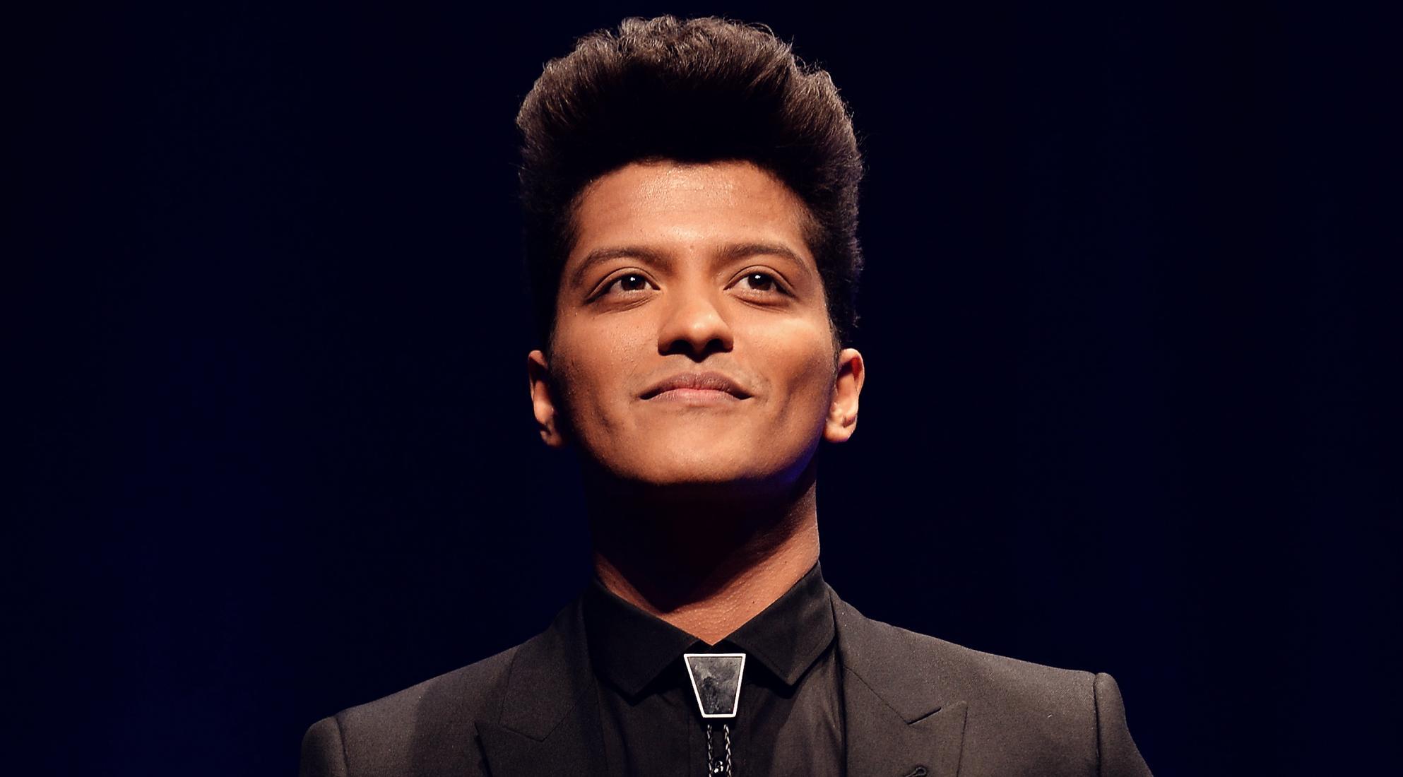 متن و ترجمه آهنگ های برونو مارس - Bruno Mars
