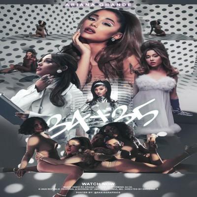 متن و معنی فارسی آهنگ 34+35 از Ariana Grande  -  آریانا گرانده
